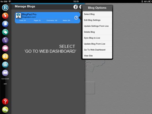 webdashboard